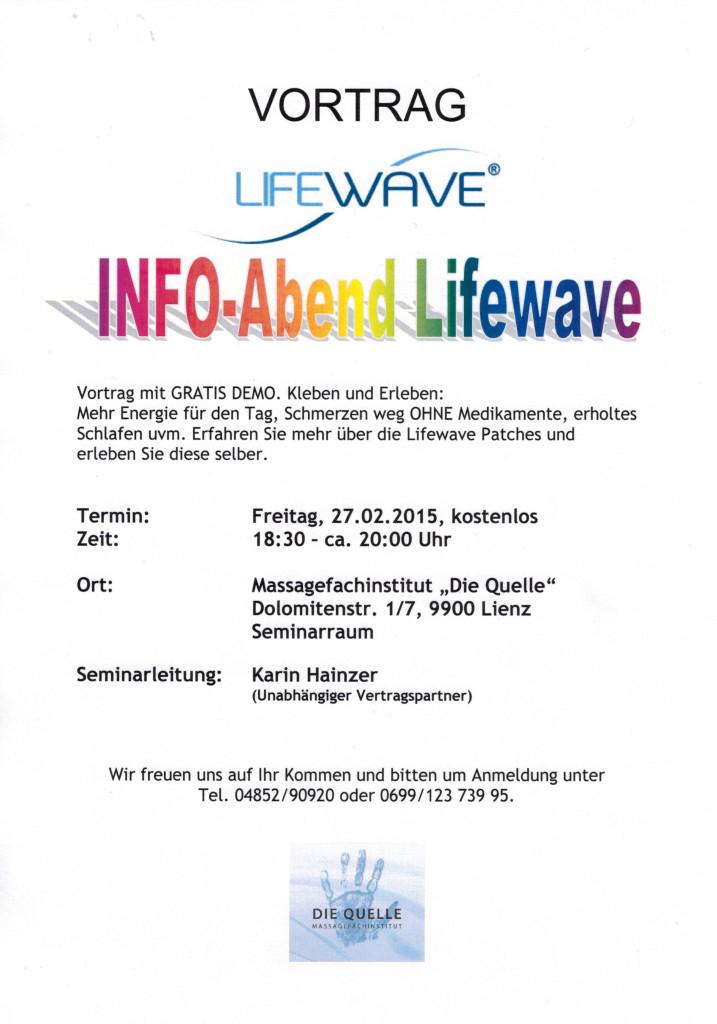 LifeWave 27.02.2015