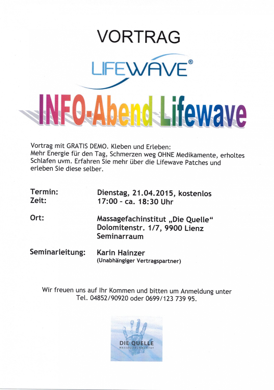 LifeWave 21.02.2015