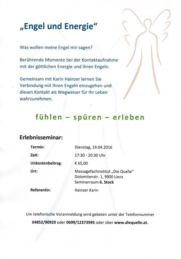 Engel und Energie 19.04.16