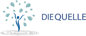 "Massagefachinstitut ""Die Quelle"" Logo"